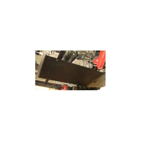 Protetor De Câmbio e Caixa De Redução | Grand Vitara (3 e 5 Portas Até 2003) / Tracker (até 2010)