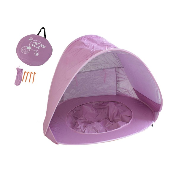 Barraca Piscina Infantil Uv -rosa
