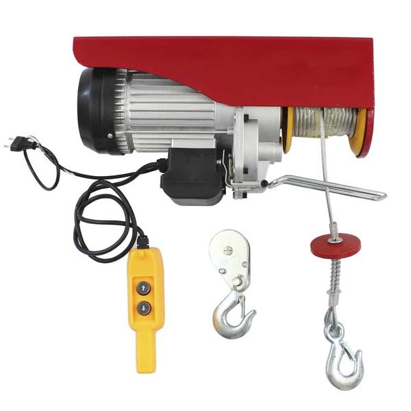 Talha Elétrica Dandaro Modelo D-1200 Capacidade 600 / 1200 Kg - 220v - 2200w