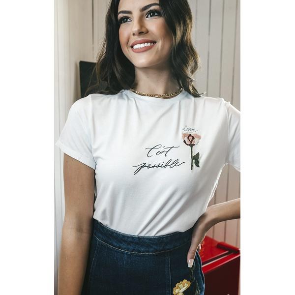 Camiseta Davina