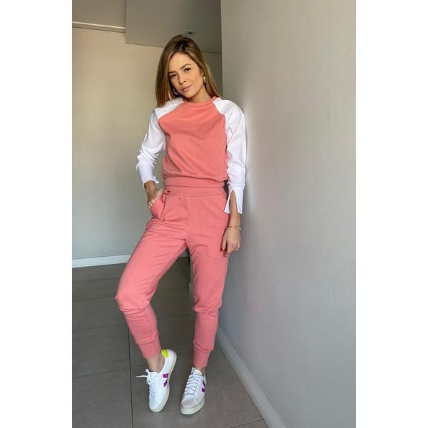 Calça Vida Bela Rosa m Camila