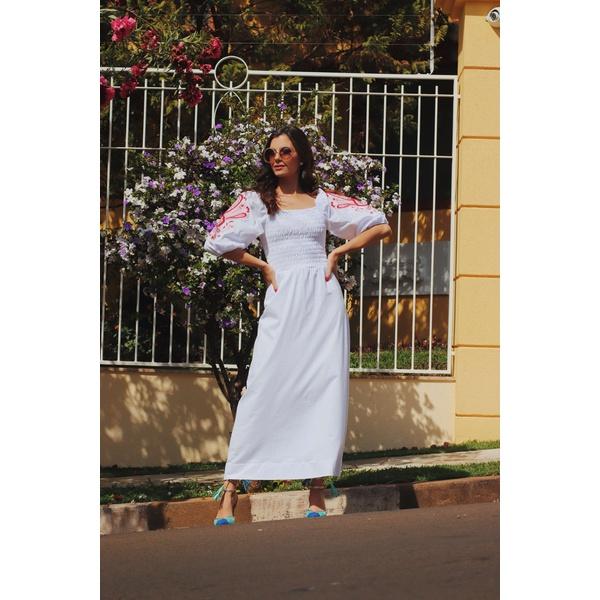Vestido Marselha blessed
