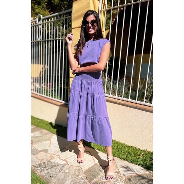 Conjunto Maria Lilas Alcance Jeans