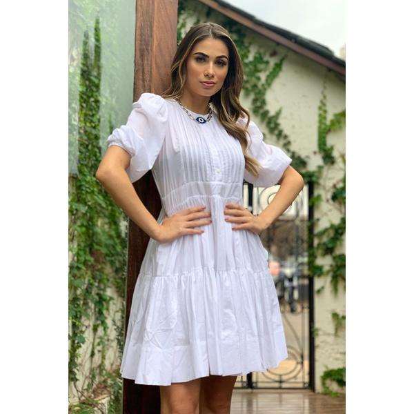 Vestido Linda de Morrer Graciliana Branco