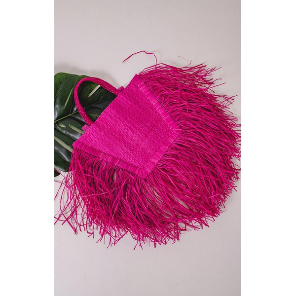 Bolsa Malu Pequena Rosa