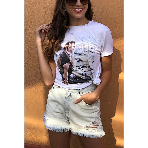 Shorts Jeans Flaviana
