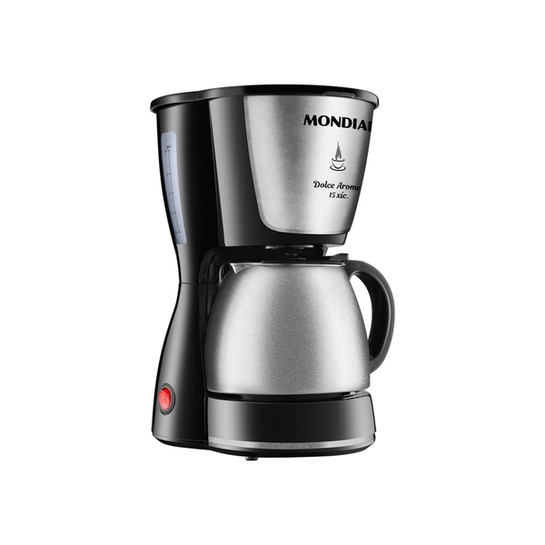 Cafeteira Dolce Arome INOX 550W Mondial