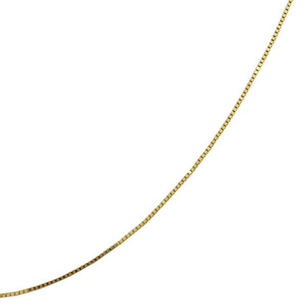 Corrente Veneziana de 40 cm em ouro 18k