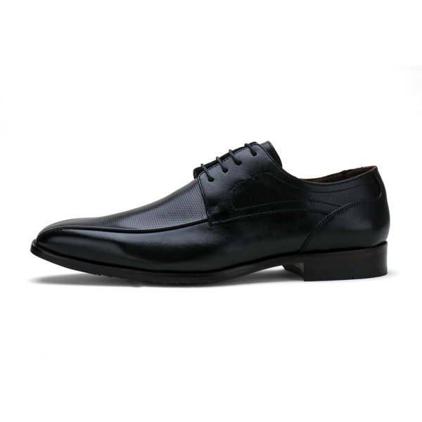 Sapato Social Masculino Stable Elegance Em Couro Preto