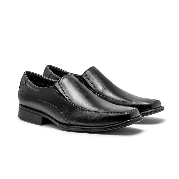 Sapato Social Masculino em Couro Legitimo Ref 1179