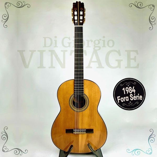 Violão Vintage Fora Série 1984