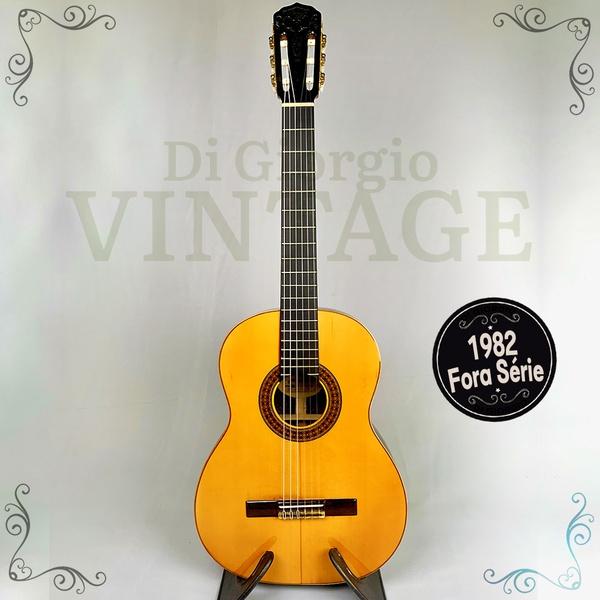 Violão Vintage Fora Série 1982