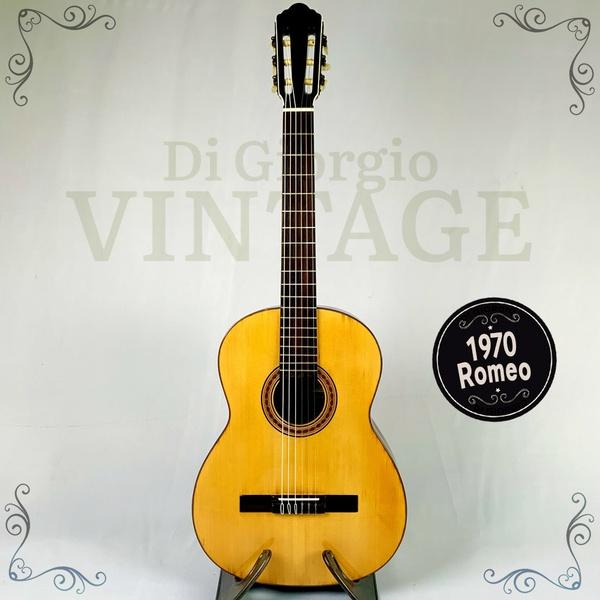 Violão Vintage Romeo 1970