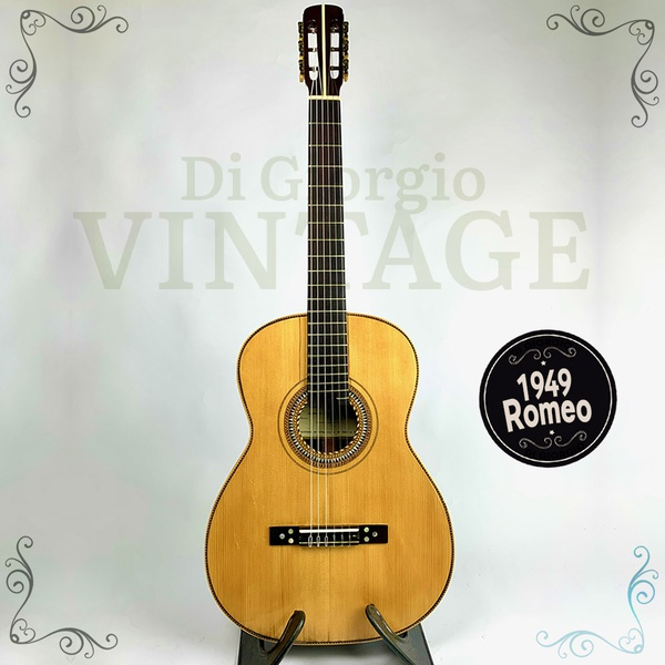 Violão Vintage Romeo 1949