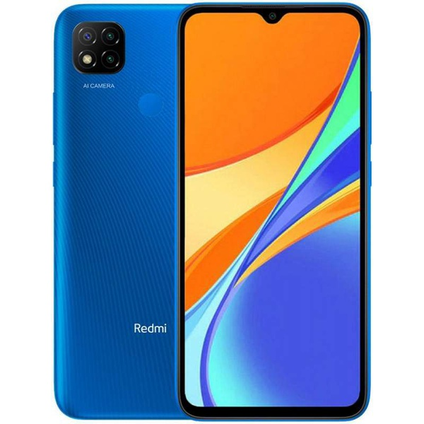 Xiaomi Redmi 9c 32gb / 2gb Ram Dual Sim Versão Global azul