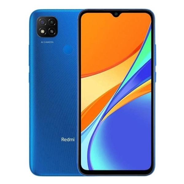 Xiaomí Redmí 9C 64GB 3GB de ram - Azul