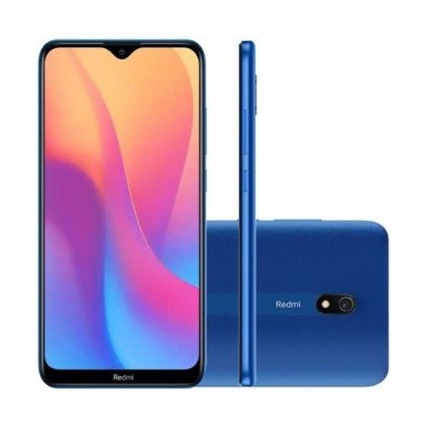Smartphone Xiaomi Redmi 8A 32GB Versão Global - Azul