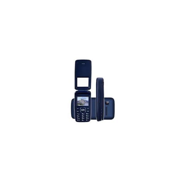 Celular DL YC335 Flip Dual Chip Azul