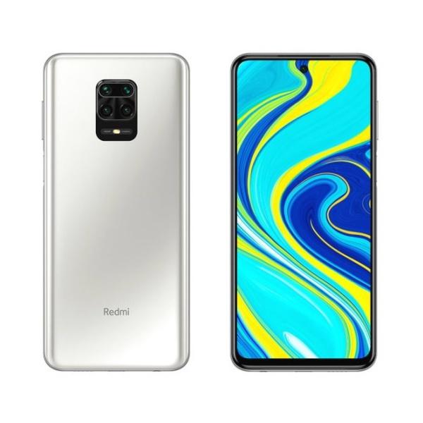 Smartphone Redmi Note 9s 64gb Branco