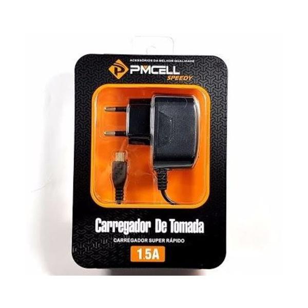 Carregador De Tomada Pmcell Hc-12 1.5a