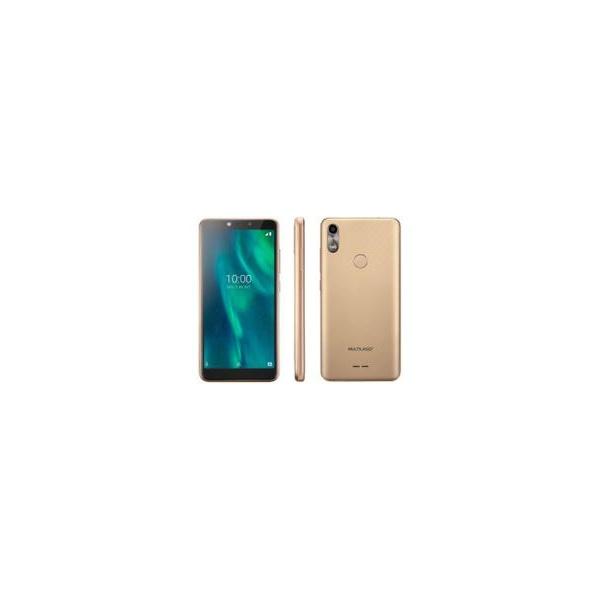 Smartphone Multilaser G Max P9107 4G 32GB Octa Core Dual Chip Preto