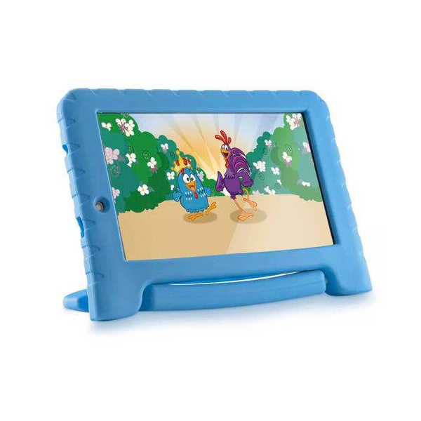 Tablet Infantil Galinha Pintadinha Plus Nb282 Multilaser