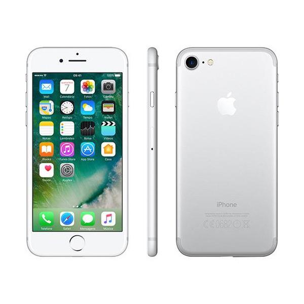 iPhone 7 Apple 32 GB Prata