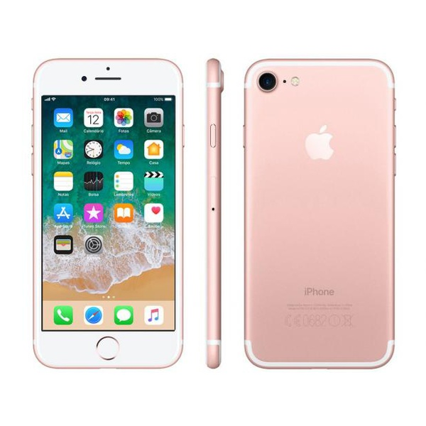 IPhone 7 Apple 32 GB Ouro Rosa