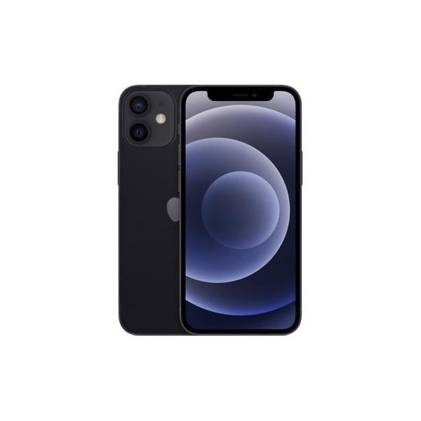 "iPhone 12 mini Apple 64GB Preto Tela de 5,4"", Câmera Dupla de 12MP, iOS"