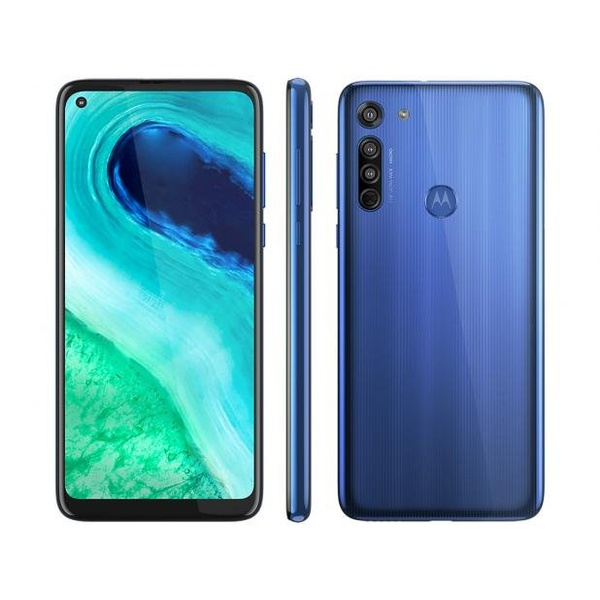"Motorola Moto G8 64GB Dual Chip Android 6,4"" Azul"