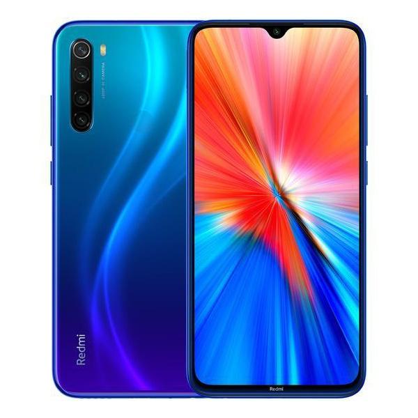 Smartphone Xiaomi Redmi Note 8 2021 128gb Global Azul