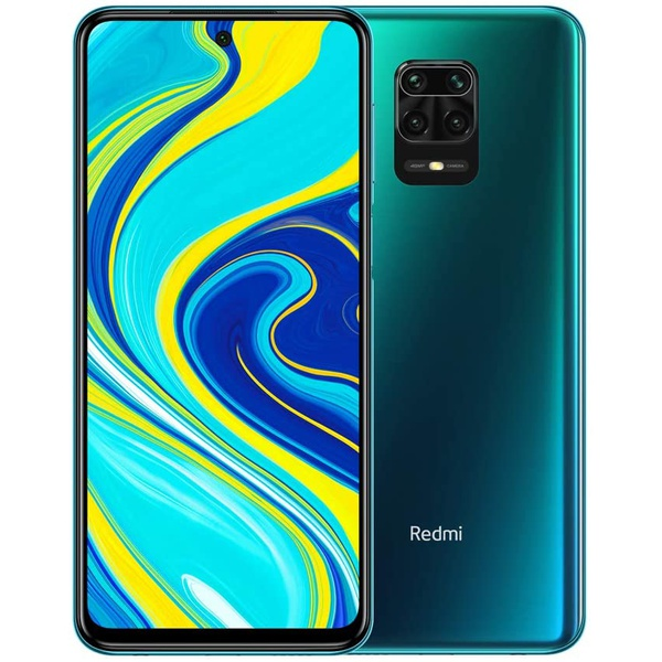 Xiaomi Note 9S 64GB -Azul