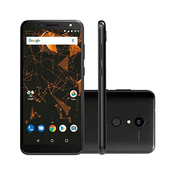 Smartphone Quantum L Tela 6 16GB Câmera 12MP Frontal 8MP 4G Dual Chip