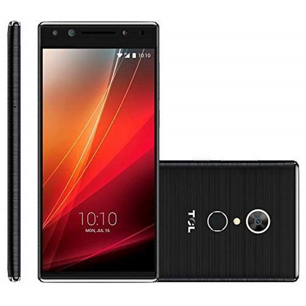 Smartphone Tcl T7 Dual Sim 32 Gb Preto Metálico 3 Gb Ram
