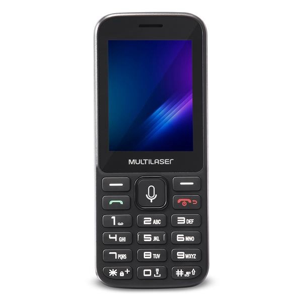 Celular Telefone Idoso Whatsapp Multilaser Zapp 3g - P9098