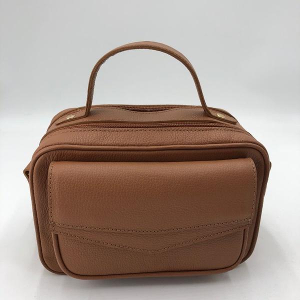 Bolsa Monique Caramelo