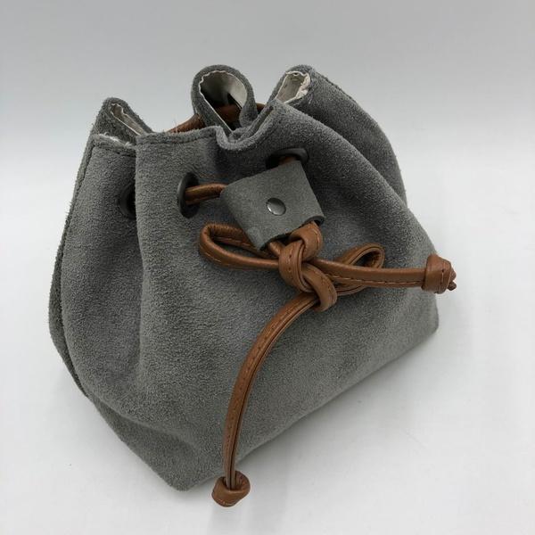 Bolsa Lolla Cinza