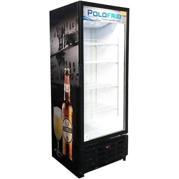 Cervejeira Expositora 560 Litros Porta de Vidro com Led - PoloFrio