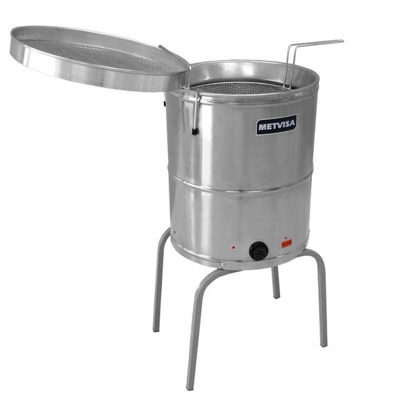 Fritadeira Elétrica Água e Óleo 30 litros - Metvisa
