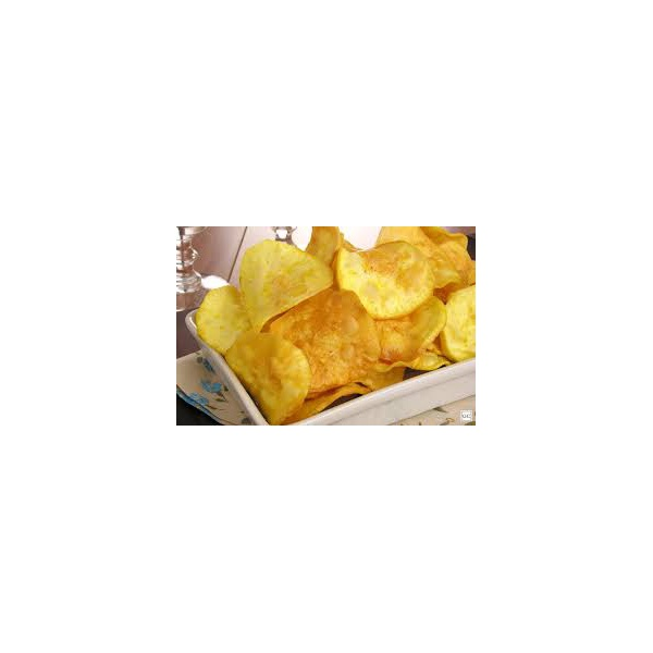 Chips de Mandioca Natural - 100g