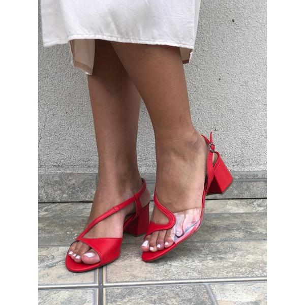 Sandália Ferrari Donna Clô