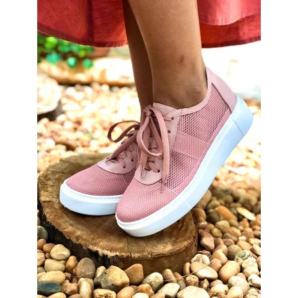 Tênis light Pink Donna Clô