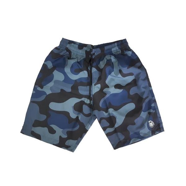 Shorts Foton Camuflado Blue