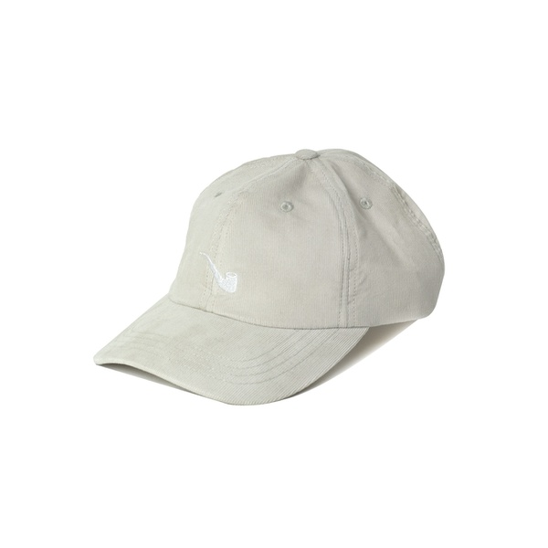Dad hat Velvet Blaze Pipe Off White