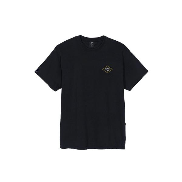 Camiseta Blaze Tee Double Pipe Black
