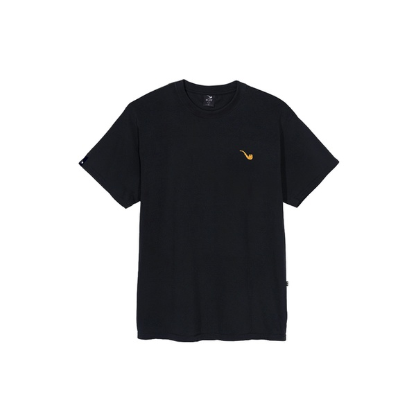 Camiseta Blaze Tee Small Pipe Black