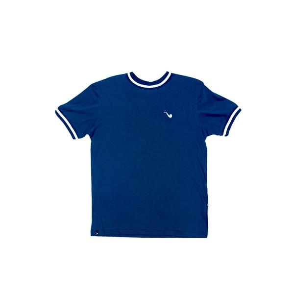 Camiseta Blaze Tee Classic Small Pipe Marinho