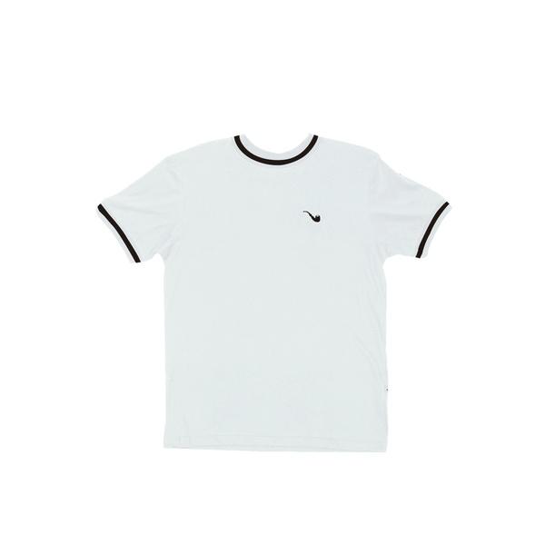 Camiseta Blaze Tee Classic Small Pipe White