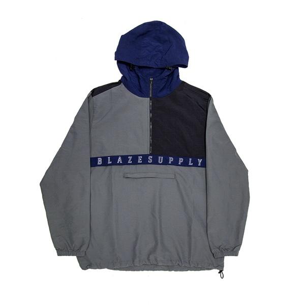 Jacket Blaze Supply Tricolor Grey