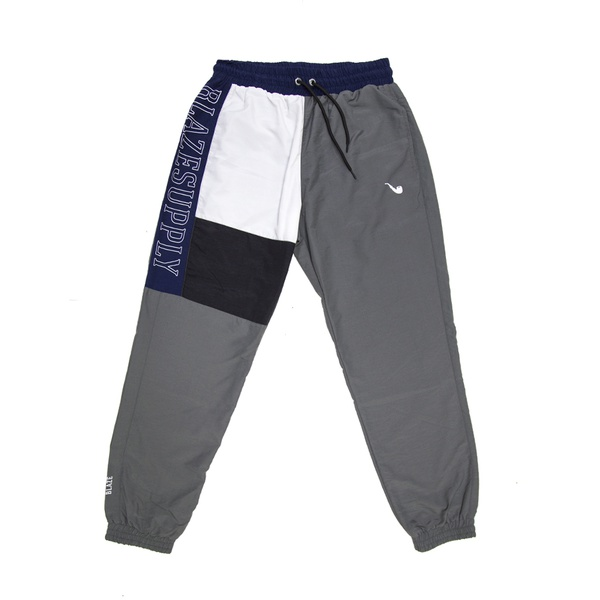 Trackpants Blaze Supply Tricolor Grey